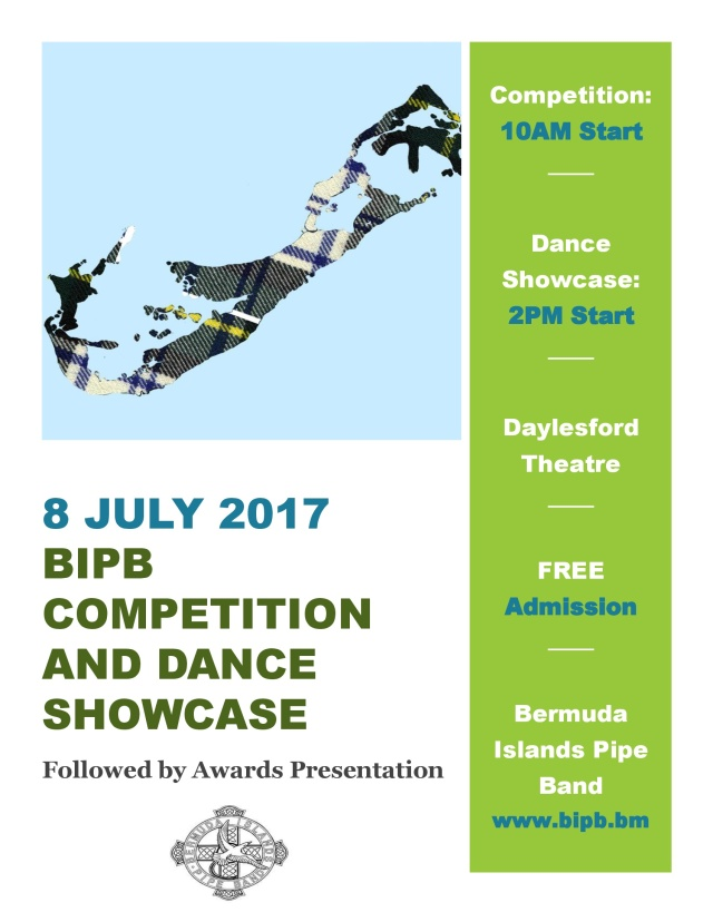 Competition and Showcase Poster 2017